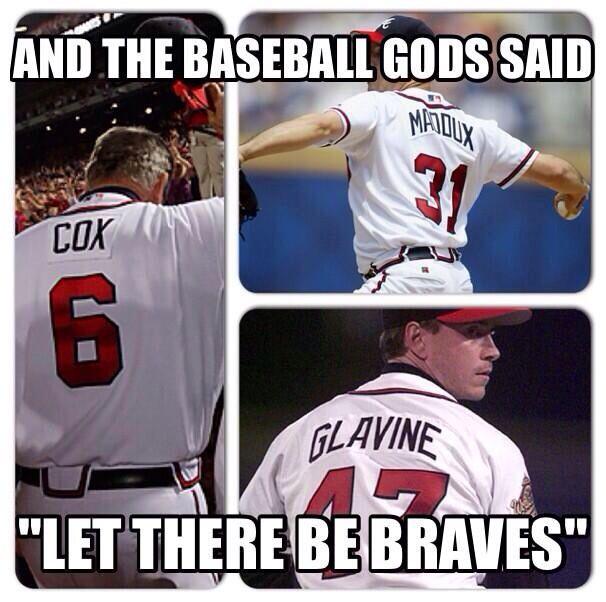 #Braves #baseball