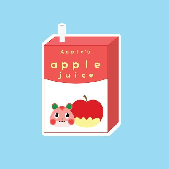 Harajuku Iron-On Japanese Peach Juice Box Patch E-Girl Cool Fashion Jacket