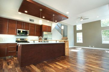 Drop down ceiling kitchen design ideas pictures remodel for Dropped ceiling kitchen ideas