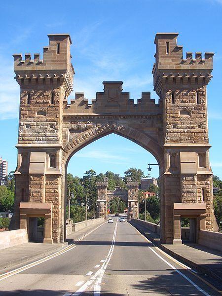 Northbridge - Bridge, Sydney by Lance Garbutt NSW