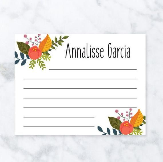Personalized Stationery Set Gift For Her Gift For
