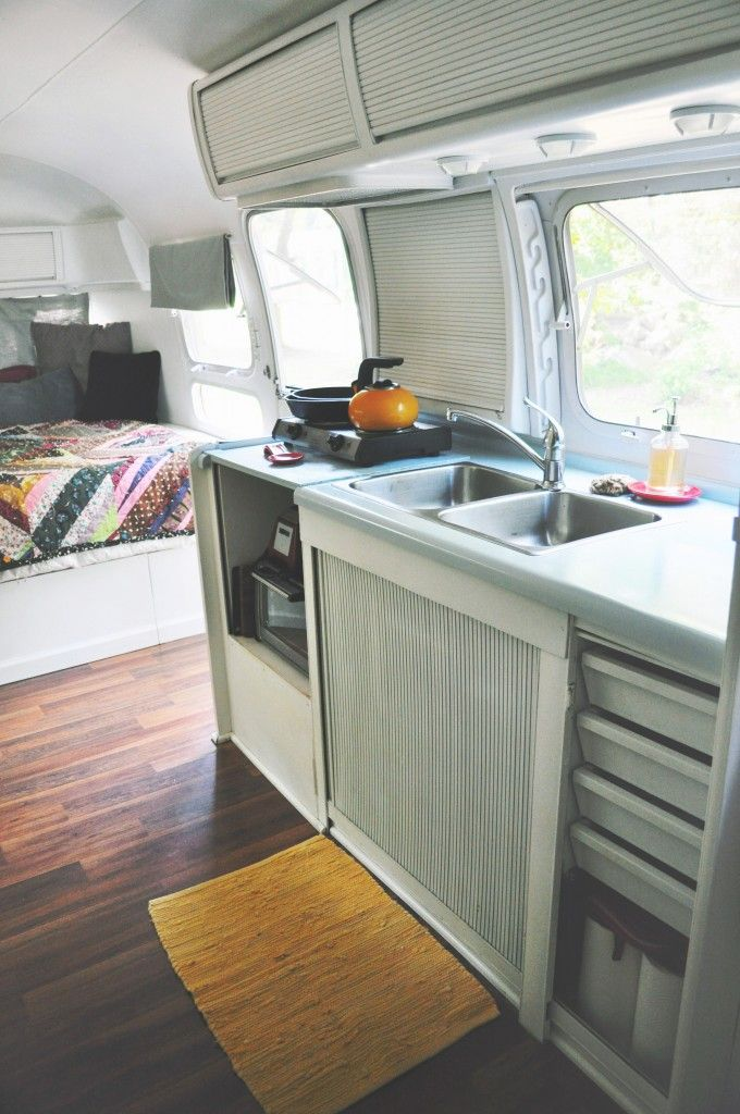 Our 1978 Airstream Sovereign Land Yacht Remodel: The Interior Tour