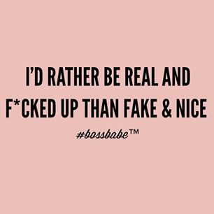 """Instagram photo by bossbabe.inc - Who has ever had a friend or family member tell them you are """"mean"""" """"cold"""" """"f*cked up"""" in so much detail that your head does a quick spin and your heart sinks? At first it stings and you are reminded of your deep passion for success and yes, you sort of put. It. Before. All. But then you somehow swallow that down and you embrace your """"f*cked up-ness"""" you sort of feel like Kanye west and you just STOP caring because you can't stop being who you are...even it…"""