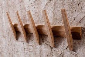 Design Garderobenleiste - Garderobenleiste Holz - Metro - Tangent 5 - Hoigaard