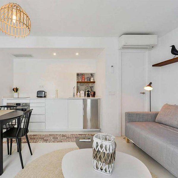 77 best Pequenos apartamentos images on Pinterest | Apartamentos ...