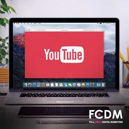 YouTube video advertising