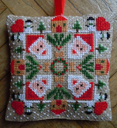 gazette94: CHRISTMAS / WINTER Loads of beautiful free patterns on this site