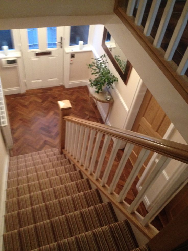 1000 images about hall on pinterest art deco style for Hall stairs carpet ideas