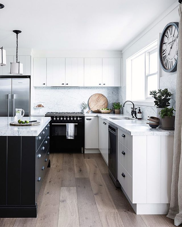 Black Kitchen Cabinets And White Appliances: Best 20+ Kitchen Black Appliances Ideas On Pinterest