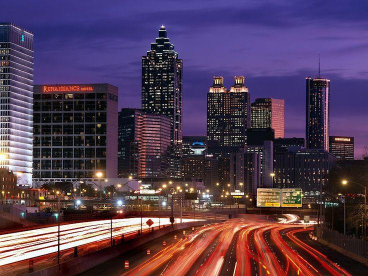 TOP WORLD TRAVEL DESTINATIONS: Atlanta Georgia