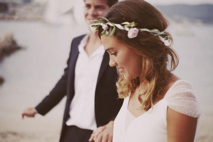 Robe de mariée  Un beau jour : Marion & Alexandre