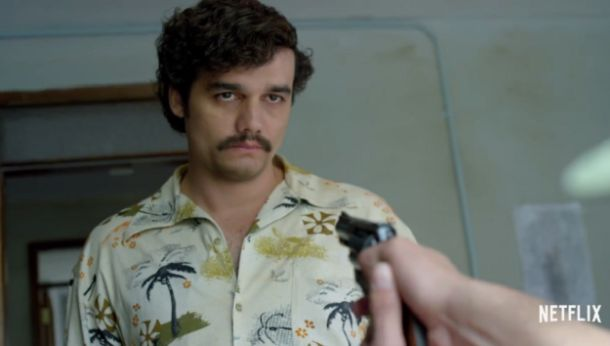 cool Watch the trailer for 'Narcos', Netflix's upcoming series about drug kingpin Pablo Escobar