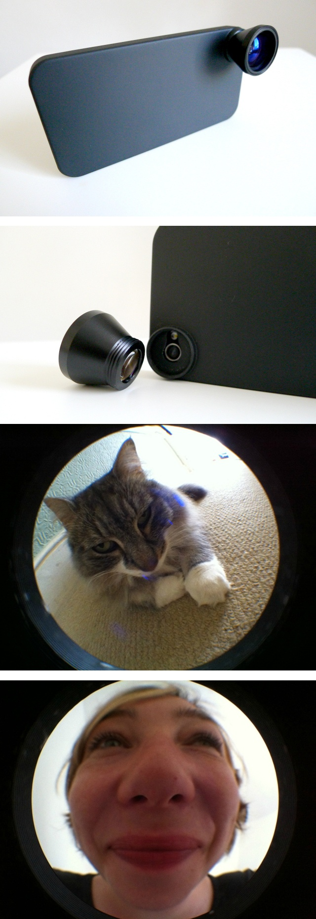 The FishEYE iPhone Cover for iPhone Photographers