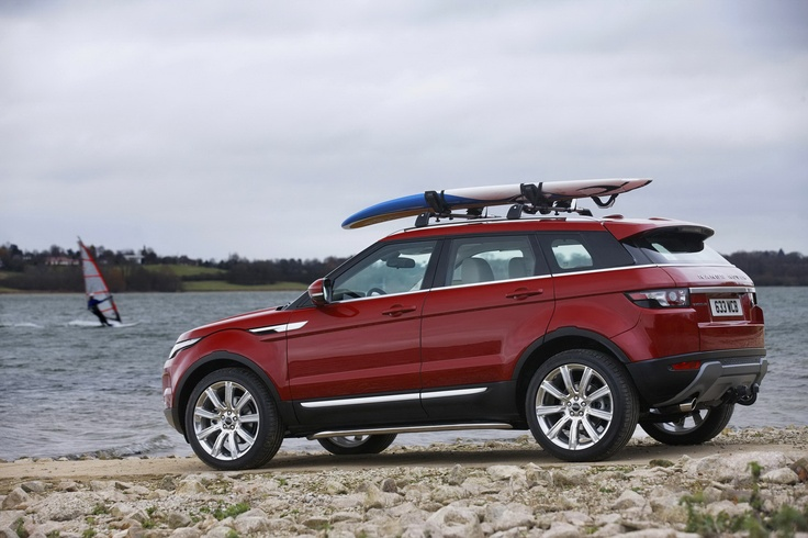 RANGE ROVER EVOQUE PRICES FOR SOUTH AFRICA