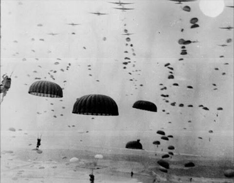 #82ndAirborneDivision ...... In September 1944, the 82nd began planning for Operation MARKET GARDEN. The operation called for three-plus airborne divisions to seize and hold key bridges and roads deep behind German lines. The 504th now back at full strength rejoined the 82nd, while the 507th went to the 17th Airborne Division.