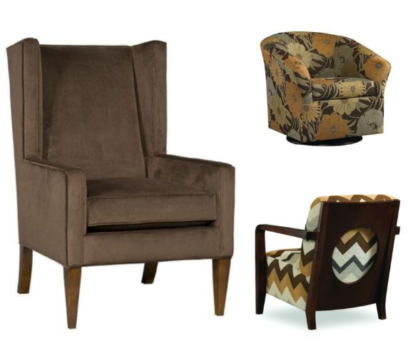In Autumn-inspired colors these chairs are easy to u201cFallu201d for.  sc 1 st  Pinterest & 28 best Sam Moore Furniture images on Pinterest | Hooker furniture ... islam-shia.org
