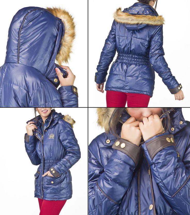 Que el frío no te pille desprevenida  #abrigos #moda #invierno