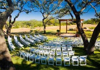 Texas Hill Country wedding venue - Dripping Springs, TX