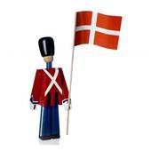 Kay Bojesen Royal Guard - standard bearer Height: 22 cm