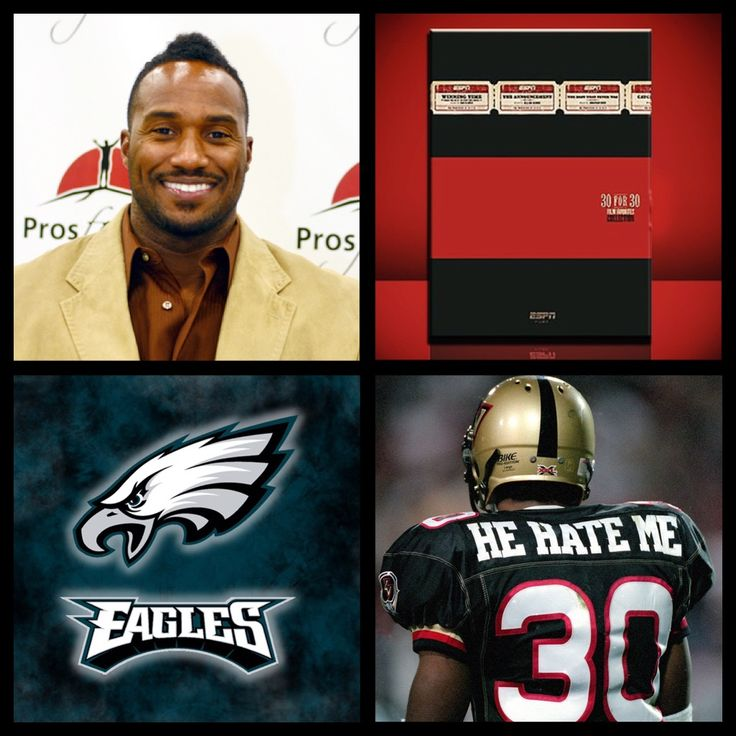 """The Total Tutor Neil Haley will interview Rod Smart (He Hate Me)  of  ESPN Films' 30 for 30 """"This Was the XFL"""": http://www.blogtalkradio.com/totaltutor/2017/01/23/rod-smart-he-hate-me-of-espn-films-30-for-30-this-was-the-xfl #hehatesme #football #player #athlete #athletic #fitness #team #30for30 #espn #sport #radio #interview #xfl #film #superbowl #rodsmart #thiswasthexfl #league #documentary #television #entertainment #nfl #marketing #wwe #nbc #friendship #media #history #eagles"""