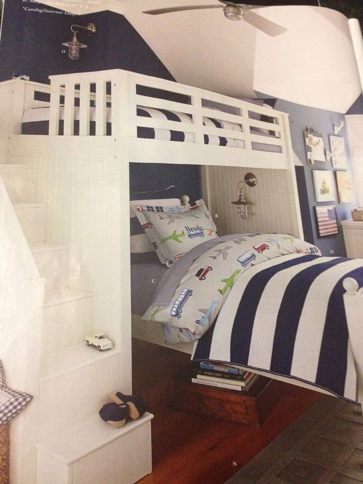 Live the Brody bedding and wall color!