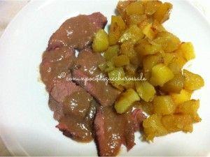 Arrosto con Patate al Forno  http://blog.giallozafferano.it/conunpocodizuccheroesale/arrosto-patate-forno/
