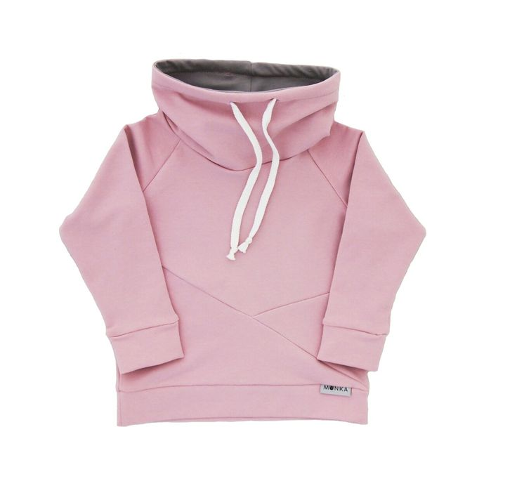 There is also a good time for nice sweatshirt. This is my idea for little girls :)