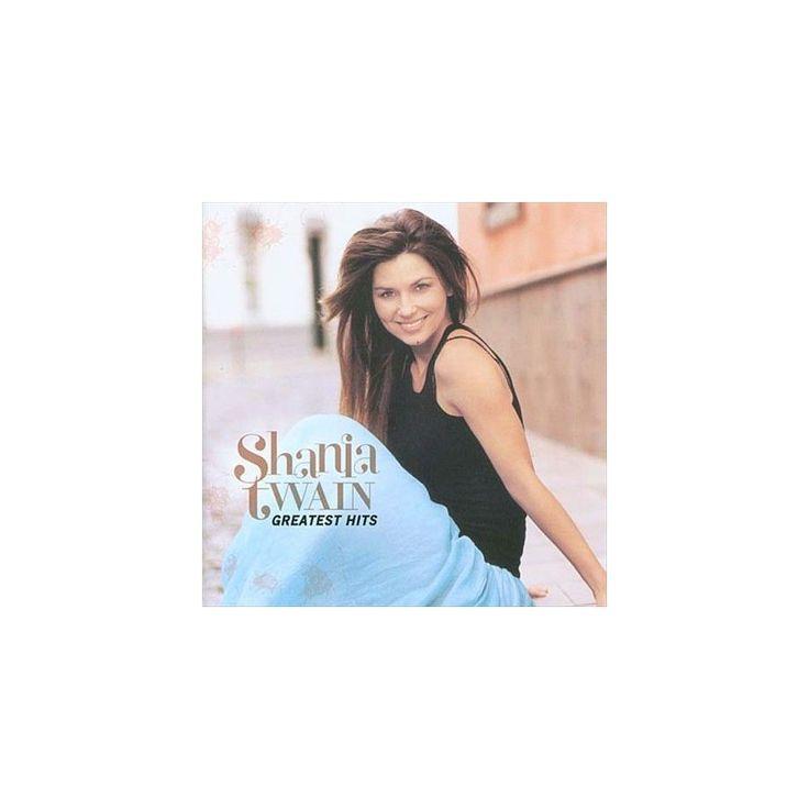 Shania Twain - Greatest Hits (CD)