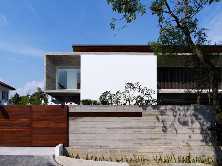 M House / ONG&ONG Pte Ltd,© Derek Swalwell