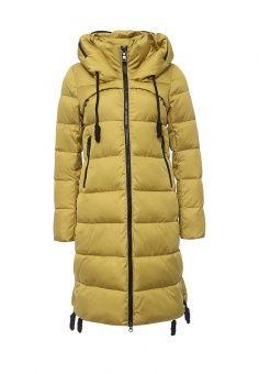 Куртка утепленная Clasna, цвет: хаки. Артикул: CL016EWNLX92