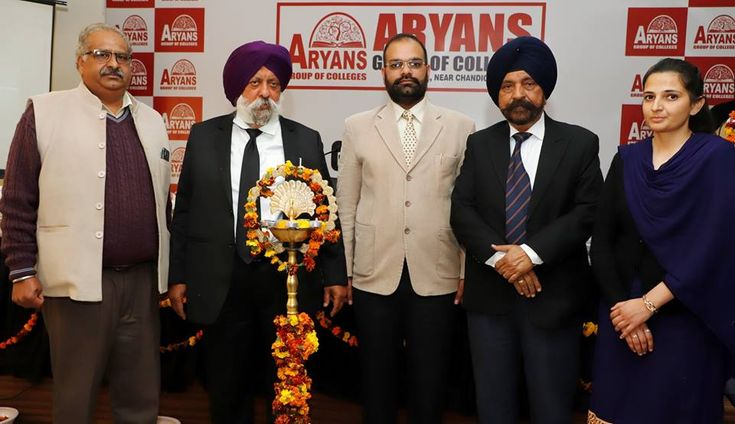 World Day of Social Justice celebrates at Aryans Campus..!!  Dr. (Prof) Parmjeet Singh, Dean Academics, Punjabi University, Patiala was the Chief Guest; Dr. (Prof) Varinder Kumar Kaushik, HOD, Punjab School of Law, Punjabi University, Patiala and Dr. Bharat, Assistant Professor, University Institute of Legal Studies, Panjab University, Chandigarh were the Guests of Honour on the occasion.