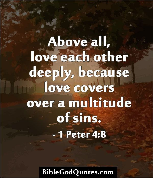 Love Each Other Religious: Powerful Bible Quotes. QuotesGram