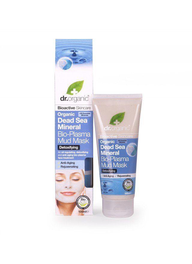 Dr Organic Dead Sea Minerals Bio Plasma Mud Mask | Organica