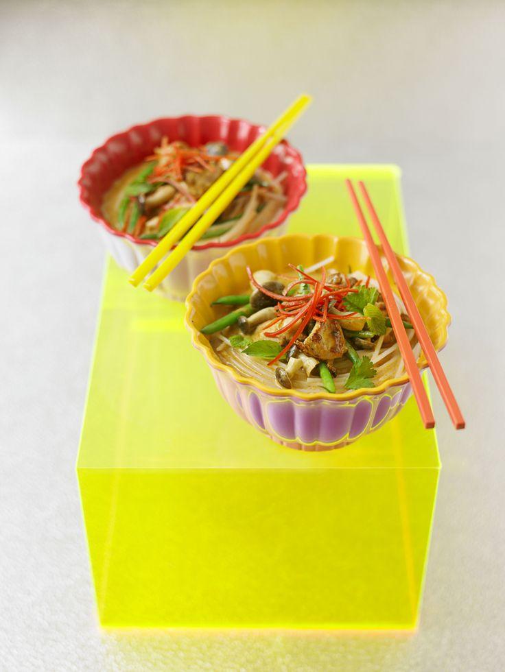 55 best thai recipes images on pinterest thai food recipes thai thai coconut chicken noodles forumfinder Images