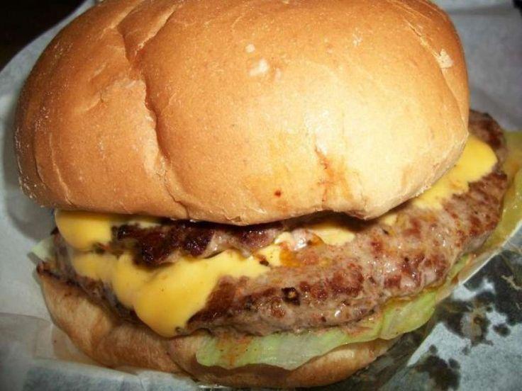 Bubba's Texas Burger ShackSpecialty burger: Vegas burgerMonterey Jack…