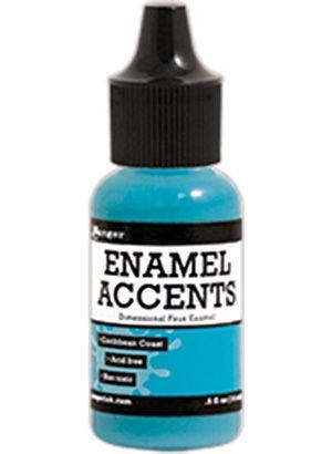 Ranger - Inkssentials Enamel Accents .5oz - Caribbean Coast