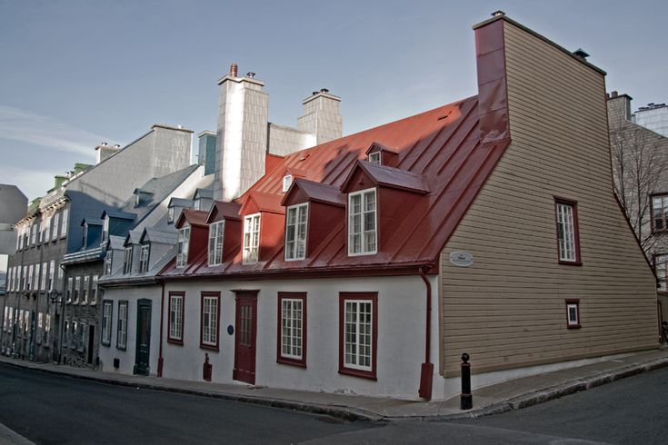 Maisons du Vieux Québec by Alco