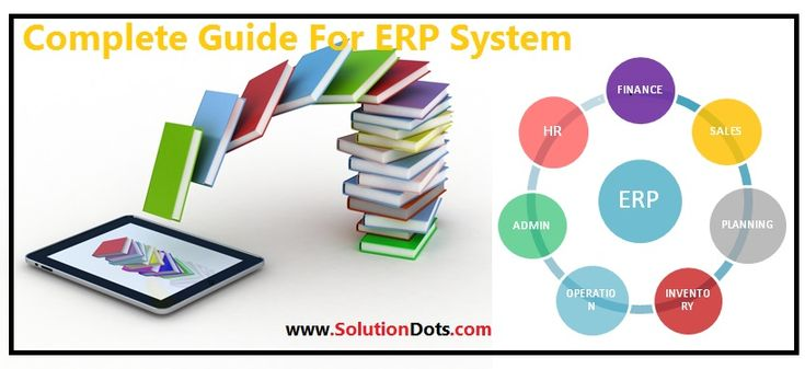 ERP System: The Ultimate Guide