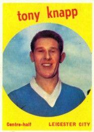 7. Tony Knapp Leicester City