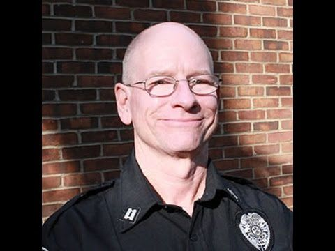 Captain Michael Holt, recipient of the Allied Professional Award, dedicated most of his 34-year career with the Jackson Police Department to ensuring that patrol officers and investigators conduct their jobs in a trauma-informed, client-centered way, particularly when it comes to assisting victims of domestic violence and sexual assault.