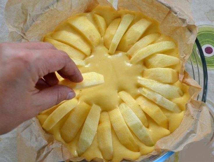 Mesés almatorta olasz módra! Mindazoknak, akik kezdők a sütésben, de rajonganak az almás finomságokért!