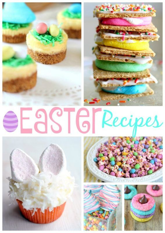 428 best images about easter on pinterest easter recipes for Easy dessert recipes for easter
