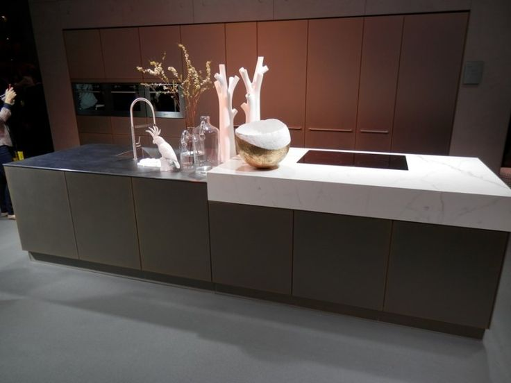 Las 25 mejores ideas sobre cocina de m rmol blanco en for Con que se limpia el marmol