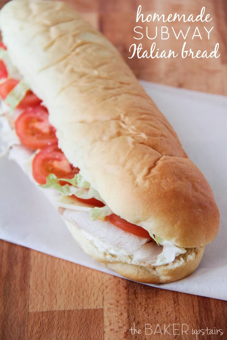 One of the first things I learned about my husband Geoff is that he is a diehard Subway fan. When we started dating, he lived just dow...