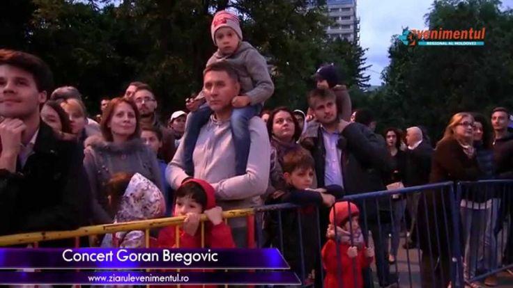 Concert Goran Bregovic - Iaşi, 28 mai 2015