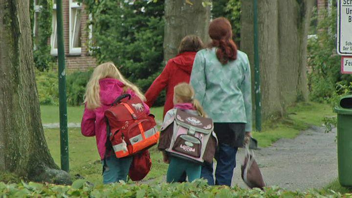 Dorfschule in Schafstedt gerettet - RTL Nord