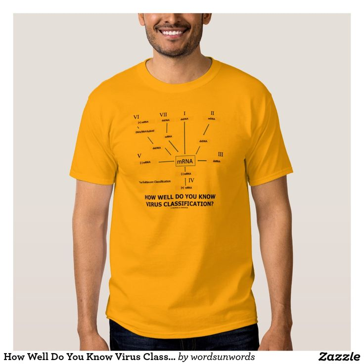 """How Well Do You Know Virus Classification? Shirts #health #medicine #howwell #virus #classification #humor #geek #wordsandunwords #virology #virologist  Make others do a double-take with this tee featuring virus classification along with the caption """"How Well Do You Know Virus Classification?"""""""