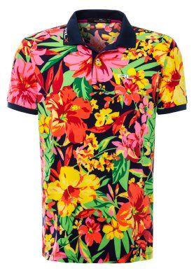 Poloskjorter - watercolor floral