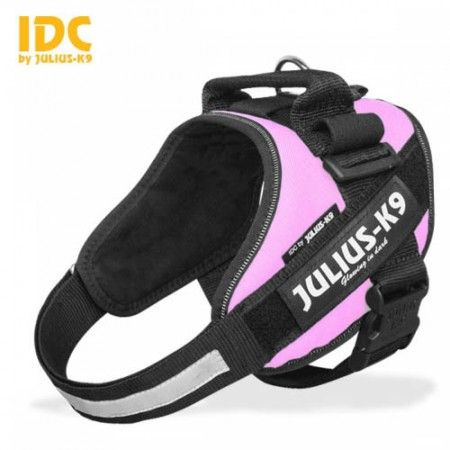Julius K9 IDC-Powerharness 0 Pink - Julius-K9 Julius-K9 IDC-Powerharness IDC 0 - globaldogshop.com
