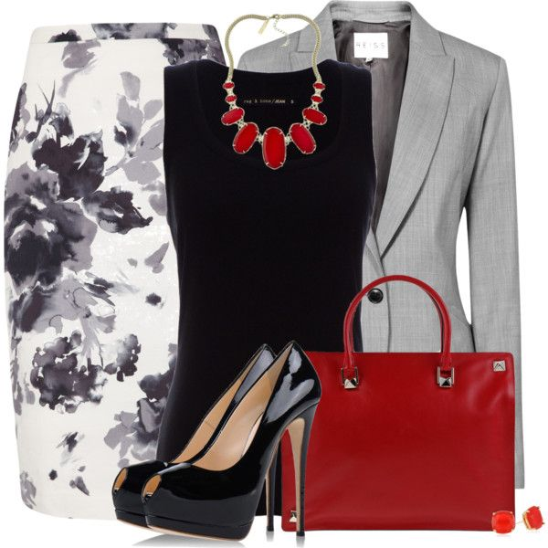 """""""#29"""" by modern-woman on Polyvore I would def wear dif shoes though"""